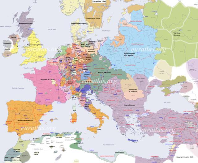 Cliquez ici pour télécharger L'Europe en l'an 1600, FR